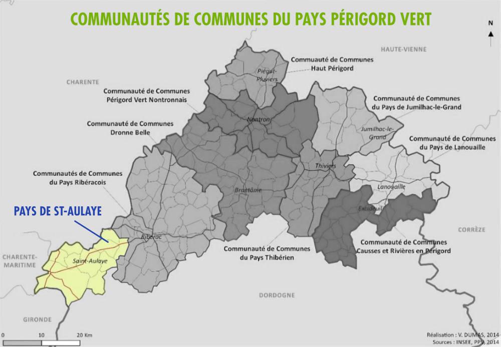 Pays de Saint-Aulaye